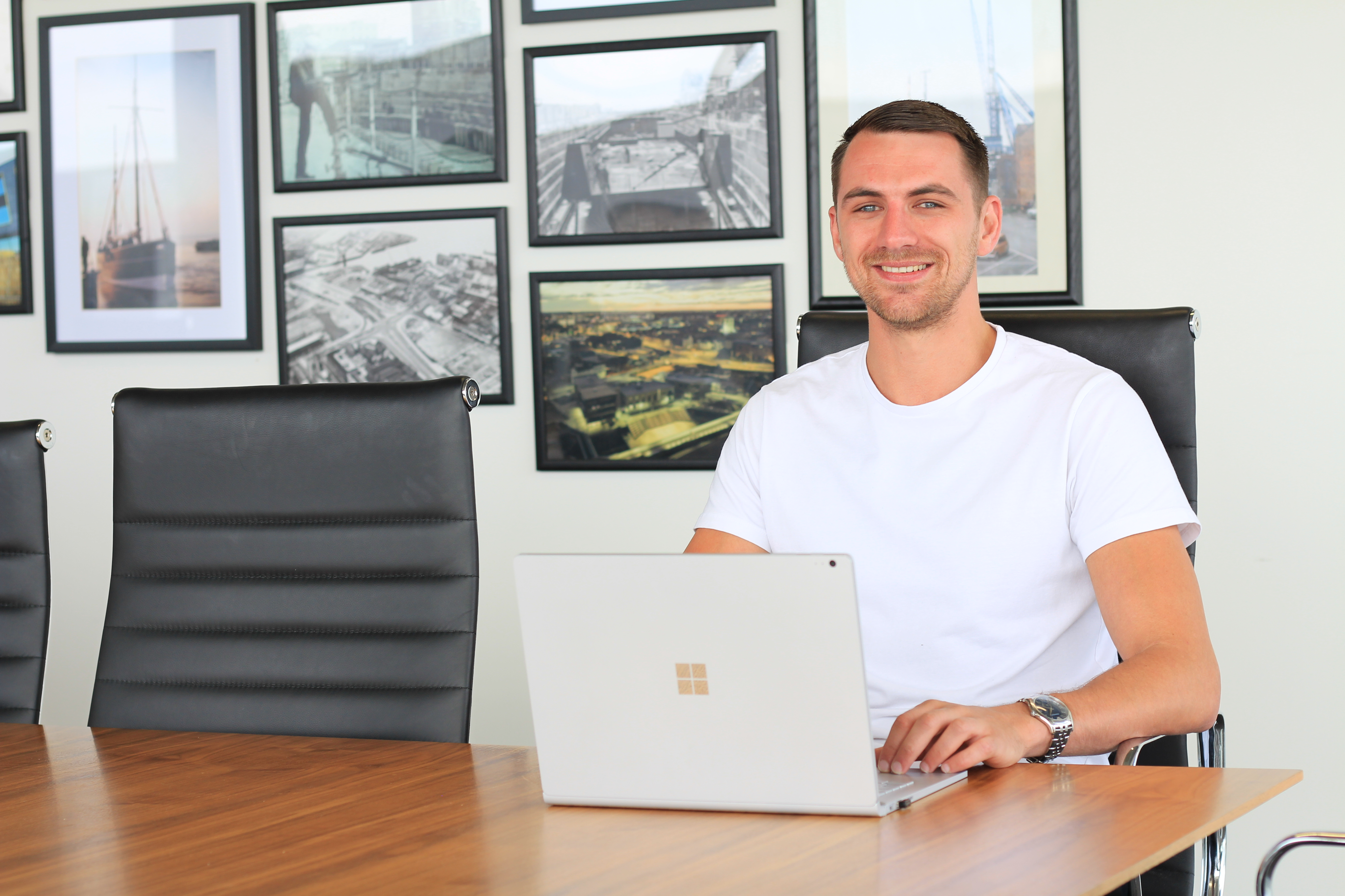 Talent Pool: David Gilbey, IT Consultant