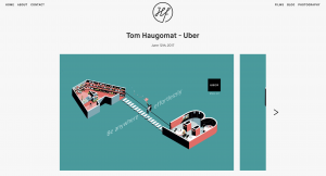 Uber: Use of Illustration in Design