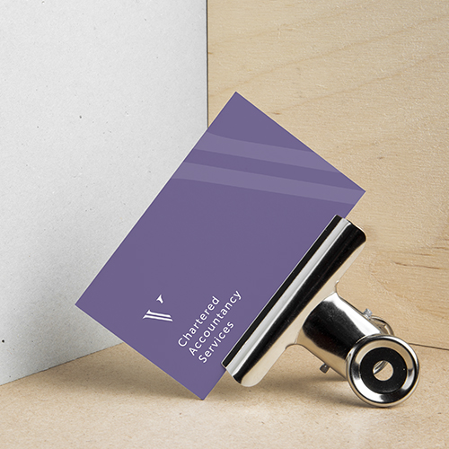 VSP Accountancy Services Business Card