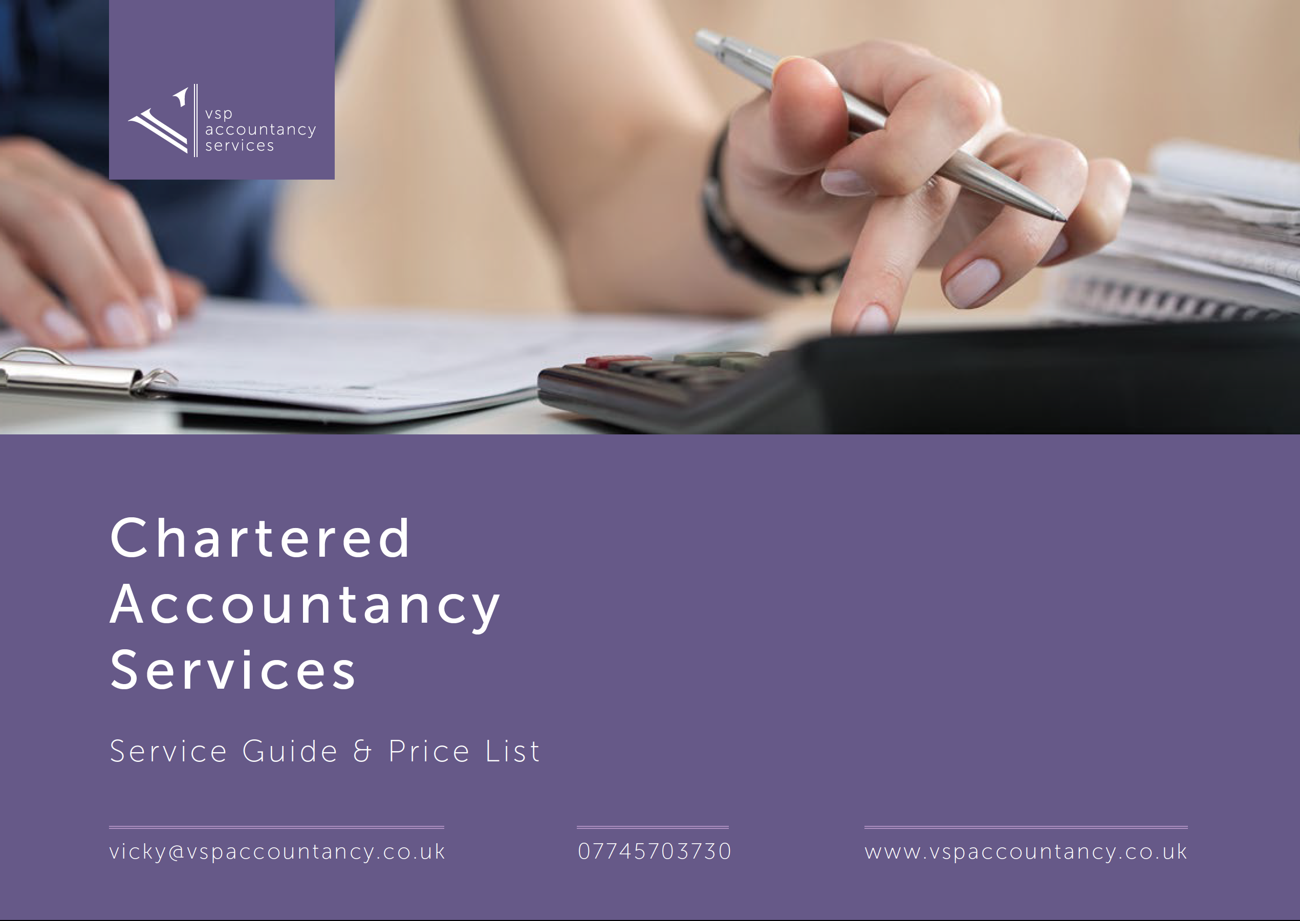 VSP Accountancy Services Guide