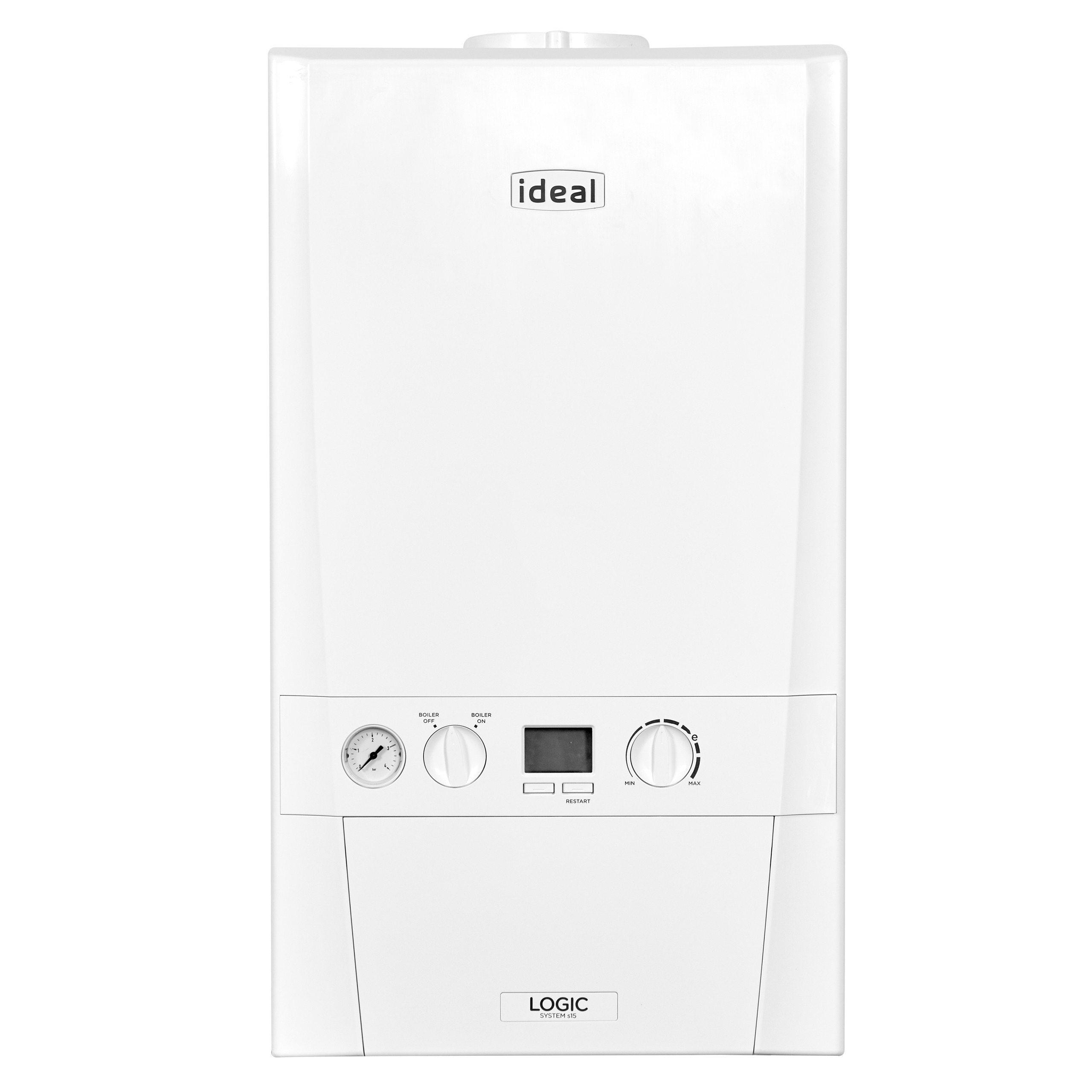 Ideal City Gas Boiler