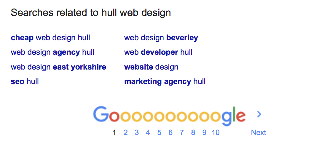 Searches related to Hull web design