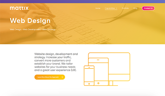 Colours and web design