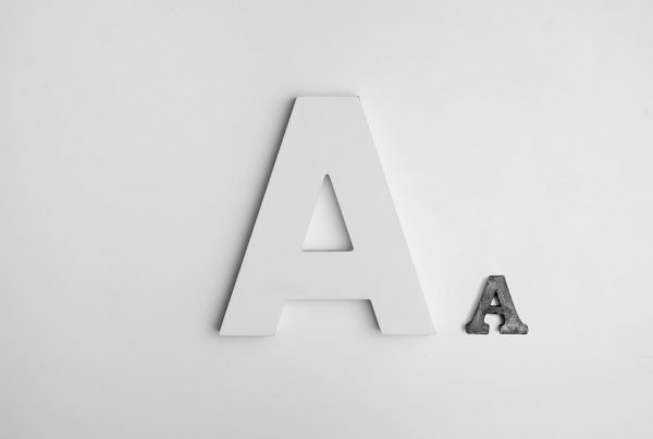 Title image for Font Pairing Tips