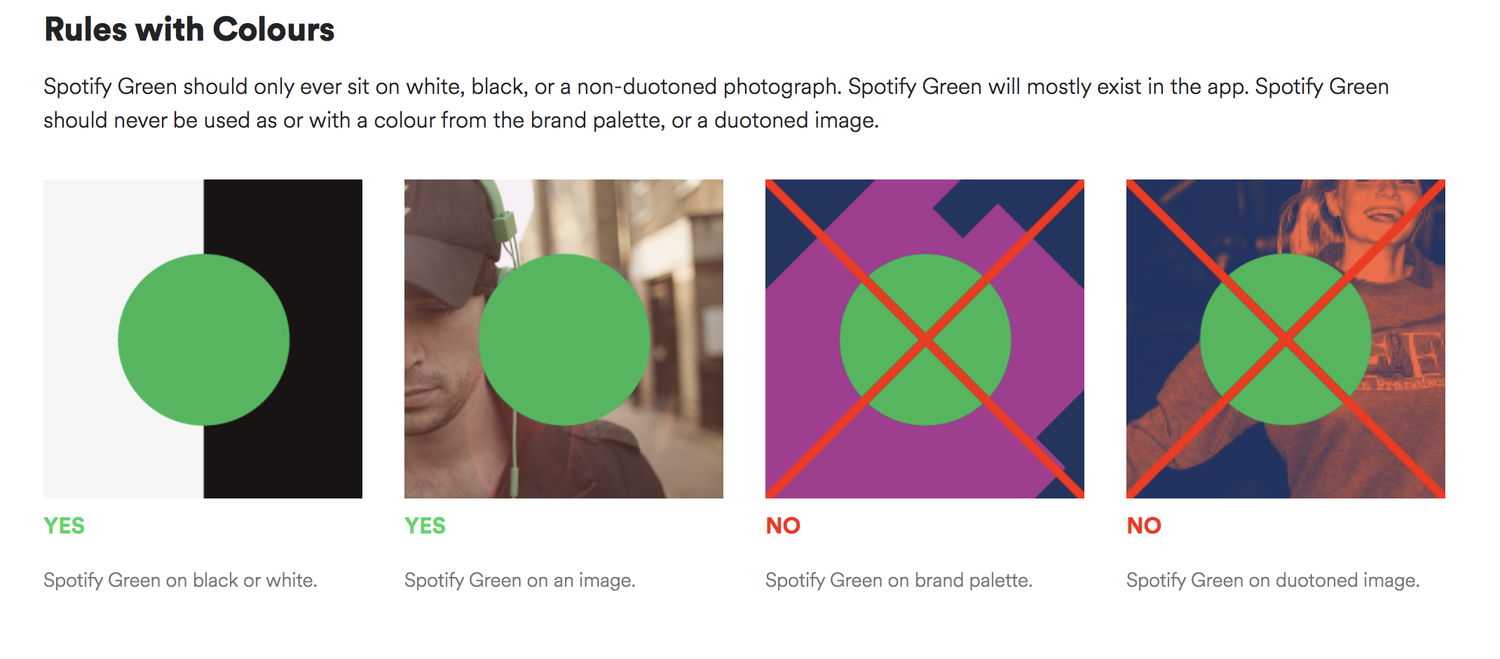Spotify Brand Guidelines