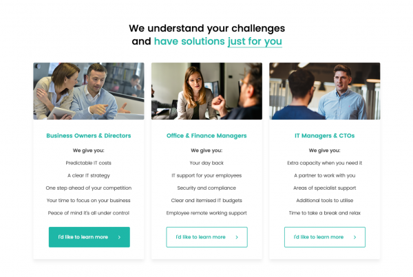 How To Design For Multiple Target Audiences
